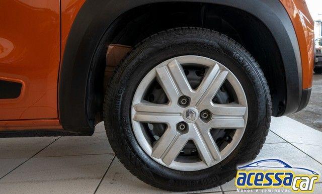 Renault KWID Zen 2020/1.0 - ACC Troca! - Foto 7