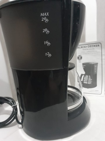 Cafeteira Elétrica Black + Decker - Foto 3