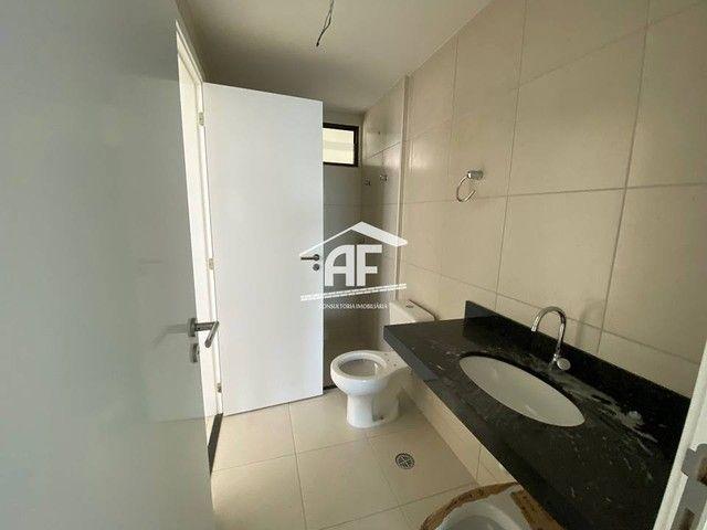 Apartamento Novo com vista total para o mar - 3/4 (2 suítes) - confira - Foto 12