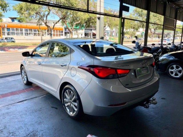 Hyundai Elantra 2.0 flex automatico 40 mil km - Foto 9