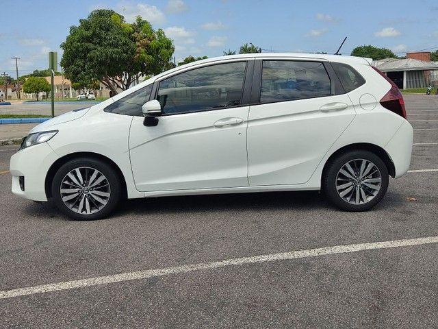 Honda Fit branco 2016 automático - Foto 2