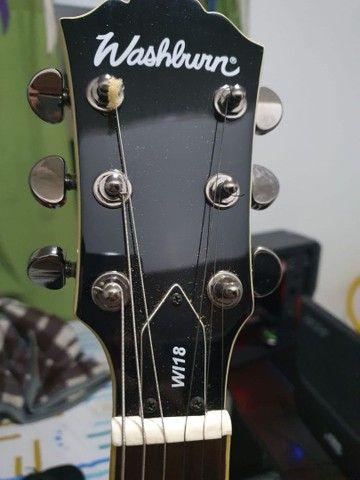Guitarra Elétrica washburn - Foto 3