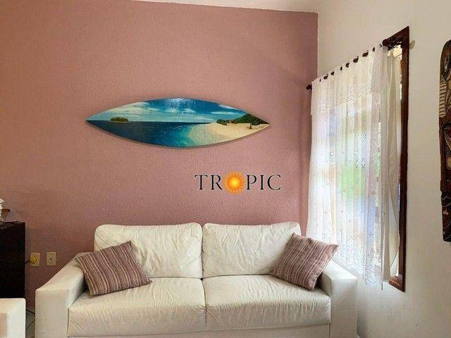 Casa com 2 dormitórios à venda, 70 m² por R$ 470.000 - Boracéia - Bertioga/SP - Foto 4