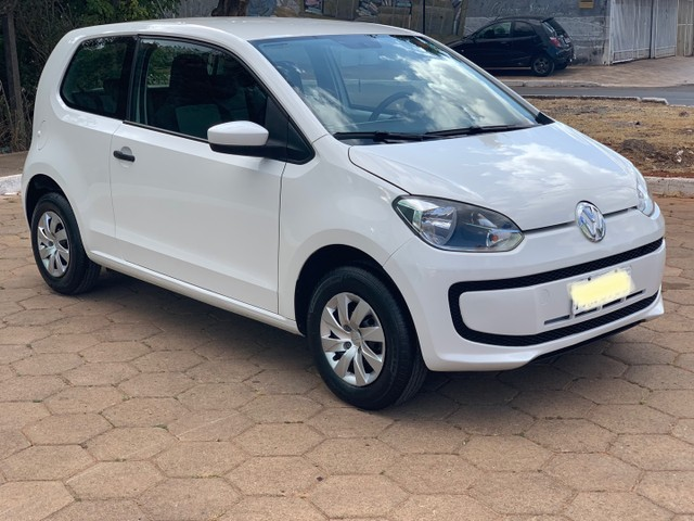 VW UP! 1.0 take 2016