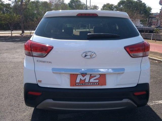 Hyundai creta 2018 1.6 16v flex attitude automÁtico - Foto 9