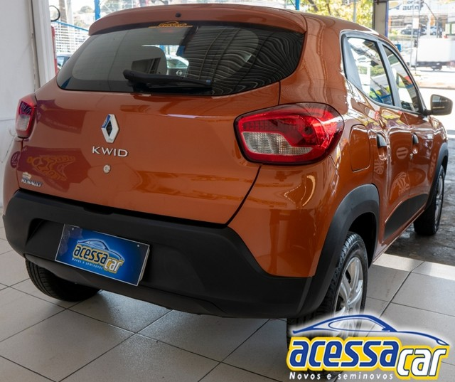 Renault KWID Zen 2020/1.0 - ACC Troca! - Foto 4