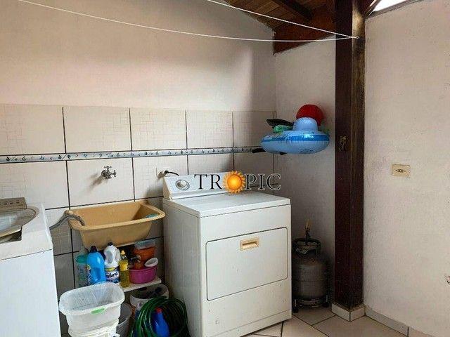 Casa com 2 dormitórios à venda, 70 m² por R$ 470.000 - Boracéia - Bertioga/SP - Foto 11