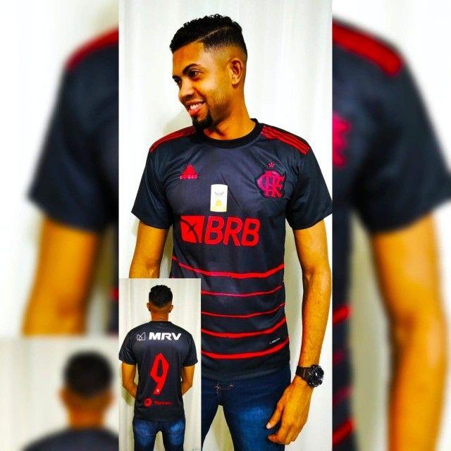Camisa de time de futebol  - Foto 4