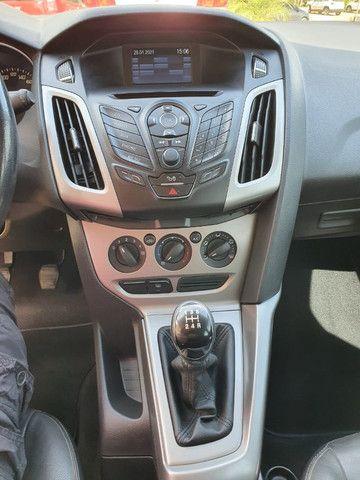 Ford Focus se, 1.6, manual, 2015/2015 IPVA 21 grátis - Foto 6