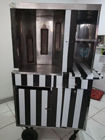 Maquina de churrasco grego  - Foto 5