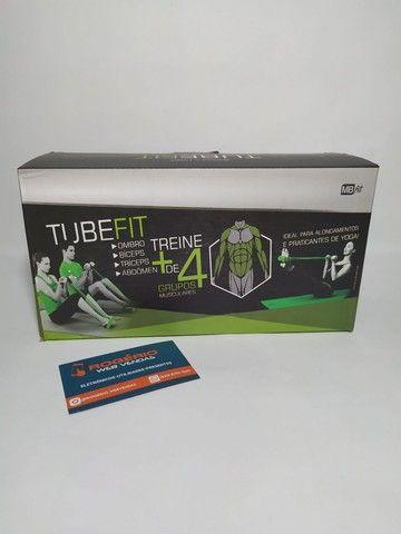 Elástico para Exercícios - Tubefit - frete grátis - Foto 2