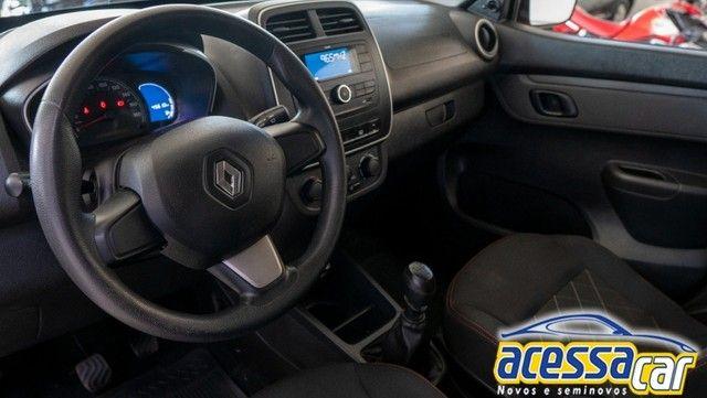 Renault KWID Zen 2020/1.0 - ACC Troca! - Foto 9
