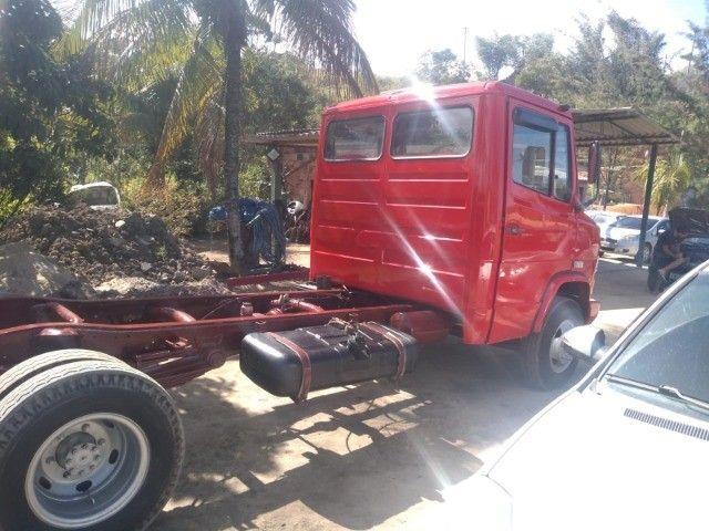 vendo Mercedes 709 ano 94