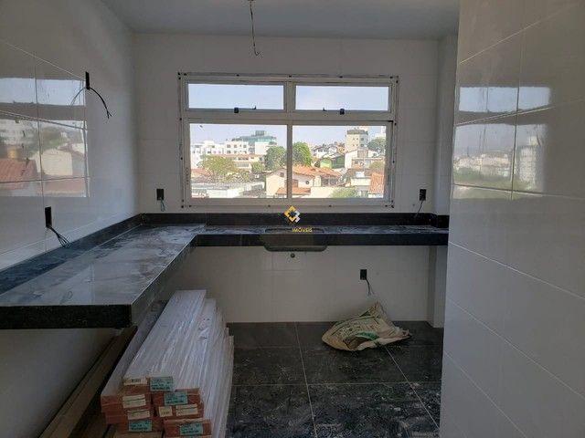 Apartamento à venda com 3 dormitórios em Santa rosa, Belo horizonte cod:3997 - Foto 4