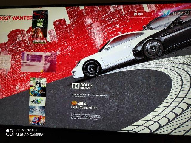 PS3 SUPER SLIM DESBLOQUEADO 500gb - Foto 3