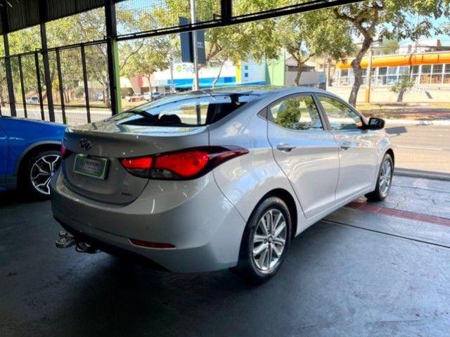Hyundai Elantra 2.0 flex automatico 40 mil km - Foto 7