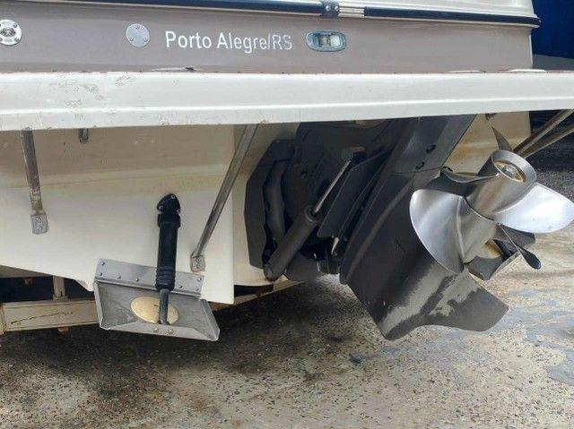 Lancha Regal 242 Commodore - Volvo 250Hp - Foto 18