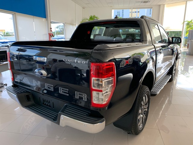 Ford Ranger Limited 3.2 Diesel 4x4 AT 2022   - Foto 5