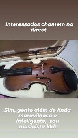 Violino Profissional 4/4 Stewart  - Foto 4