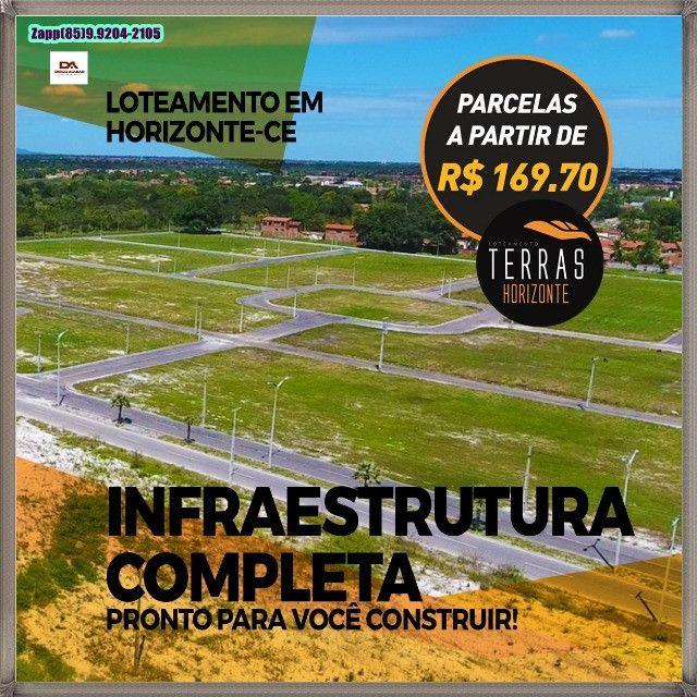 Terras Horizonte Loteamento- Venha investir . - Foto 11
