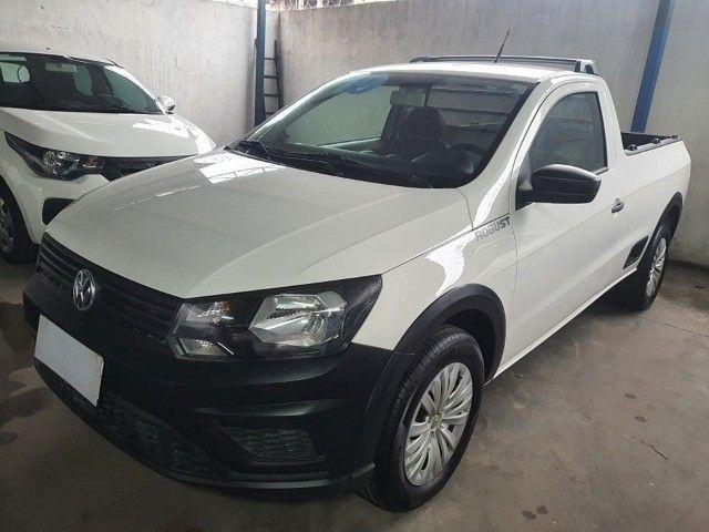 VW/ Nova Saveiro Robust  1.6 Flex ( Único dono) - Foto 2