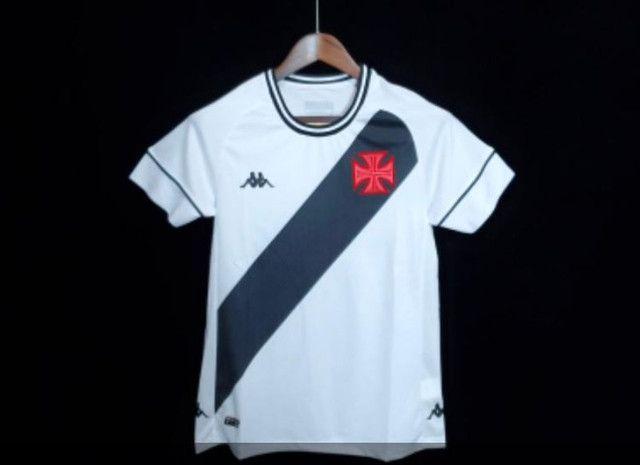 Camisas de clubes feminino - Foto 4