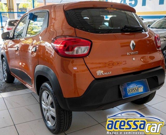 Renault KWID Zen 2020/1.0 - ACC Troca! - Foto 6