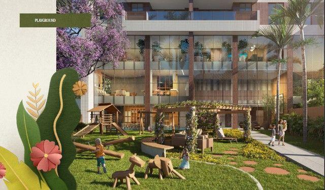 NO-Parque das Palmeiras 2 e 3 quartos Lançamento Moura Dubeux na Caxangá - Foto 11