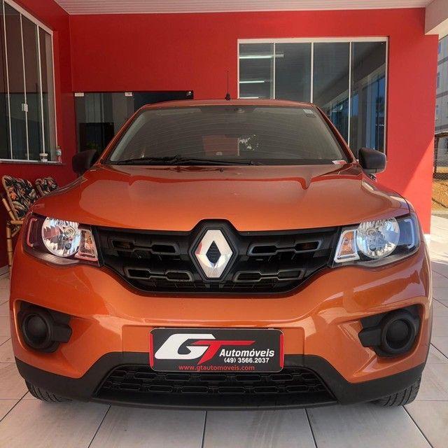 Renault Kwid 1.0 ZEN - Foto 14