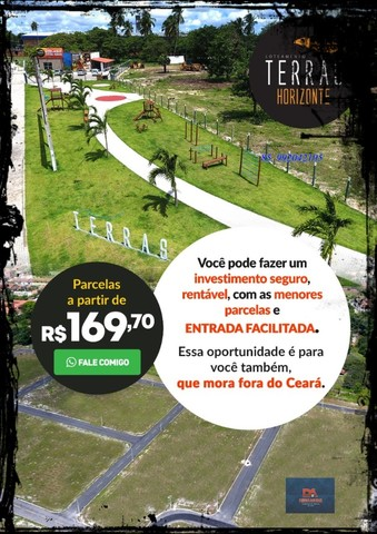 Terras Horizonte - Lotes de 175 m² (7 X 25) $^ - Foto 13