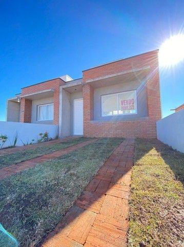 Casa nova com 2D e pátio (Financiável) - Foto 4