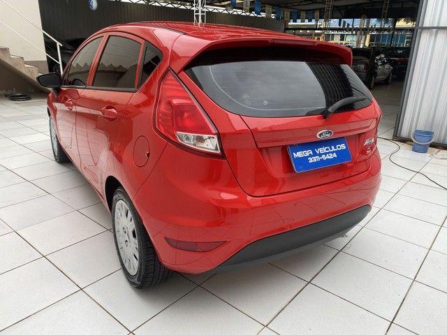 Ford Fiesta 1.5 16V Flex Mec. 5p 2016 Flex - Foto 3