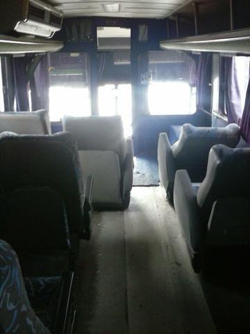 Ônibus Volvo B10M 43.000 ou 48.000 na troca - Foto 5