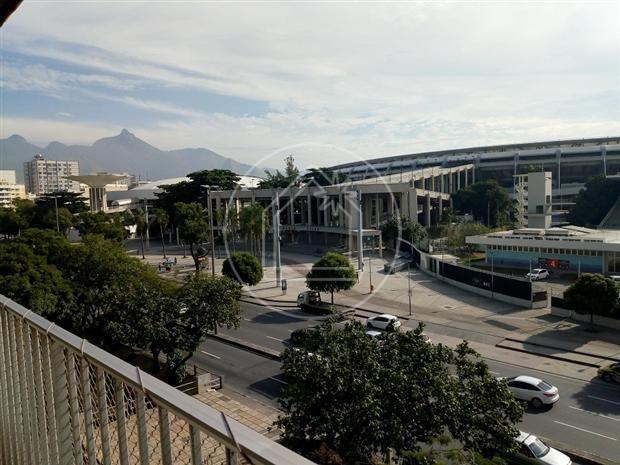 Apartamento à venda com 1 dormitórios em Maracanã, Rio de janeiro cod:827885 - Foto 2