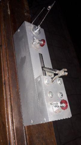 Máquina de fazer laço