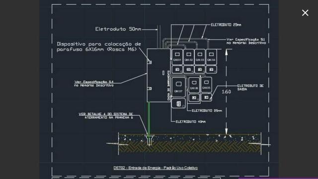 Projeto Padrão Coletivo Coelba (75)99156-4214