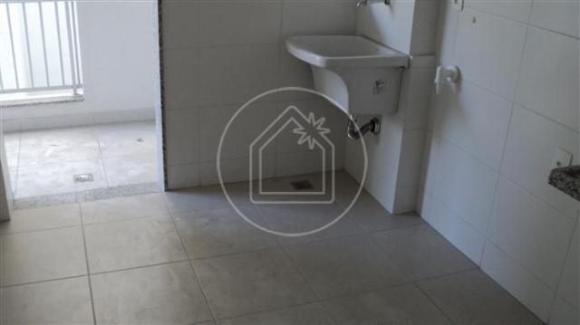 Apartamento à venda com 2 dormitórios em Vila isabel, Rio de janeiro cod:800645 - Foto 5