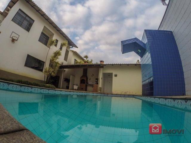 Casa 4 quartos com piscina, na Mata da Praia, Vitória.
