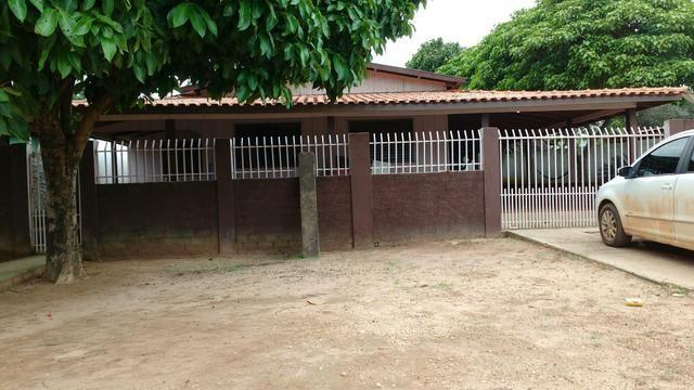 Vende- se uma casa em Primavera de Rondonia ou troca em outra em Pimenta bueno