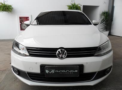 Vw - Volkswagen Jetta 2.0 Tsi Highline 2011/2012 Branco Blindado