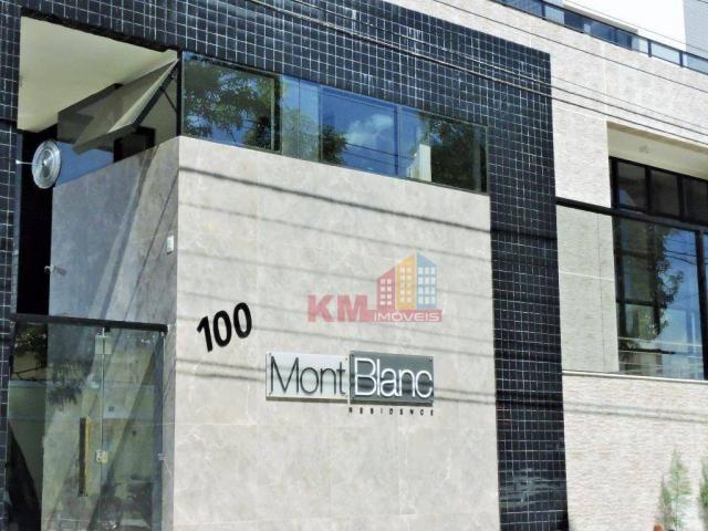 Vende-se apartamento no residencial Mont Blanc