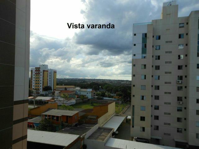 Apto 2/4 c suíte - dois quartos com suíte em Águas Claras