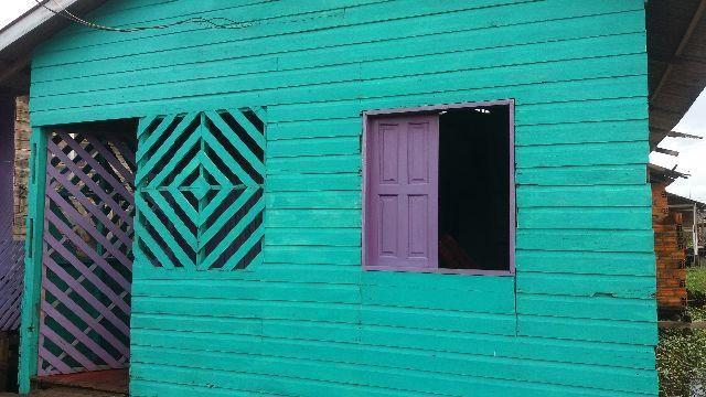 Casa bairro do Muca