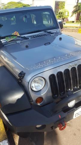 Jeep Wrangler Limitend V6 3.6 284cv 2013
