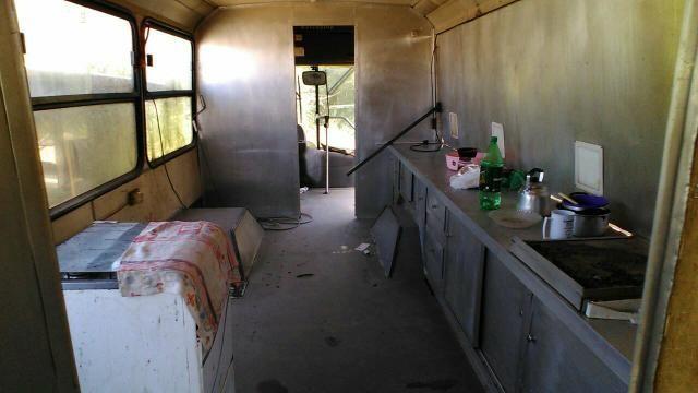Ônibus pego caminhote barbada - Foto 5
