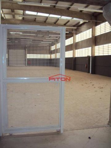 Galpão à venda, 2 m² por r$ 7.500.000 - núcleo industrial vereador alcides celestino filho - Foto 15