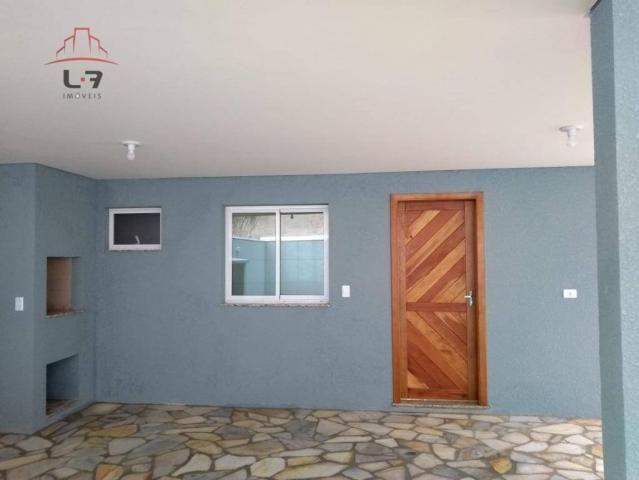 Sobrado com 3 dormitórios à venda, 196 m² por R$ 590.000 - Campo Pequeno - Colombo/PR - Foto 7