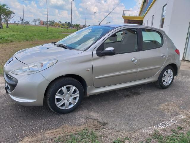 Peugeot 207 1.4 XR flex 2011 - Foto 2