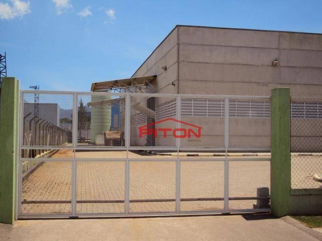 Galpão à venda, 2 m² por r$ 7.500.000 - núcleo industrial vereador alcides celestino filho