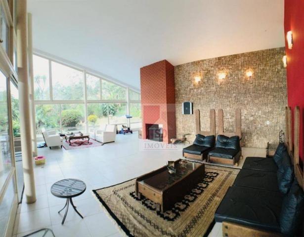 Casa com 4 dormitórios à venda, 345 m² por r$ 850.000,00 - albuquerque - teresópolis/rj - Foto 8